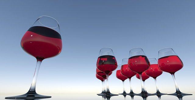 calorie bicchiere vino
