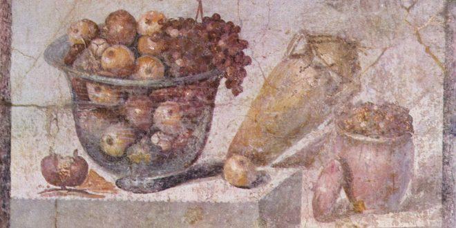 Il vino nell'antica Roma